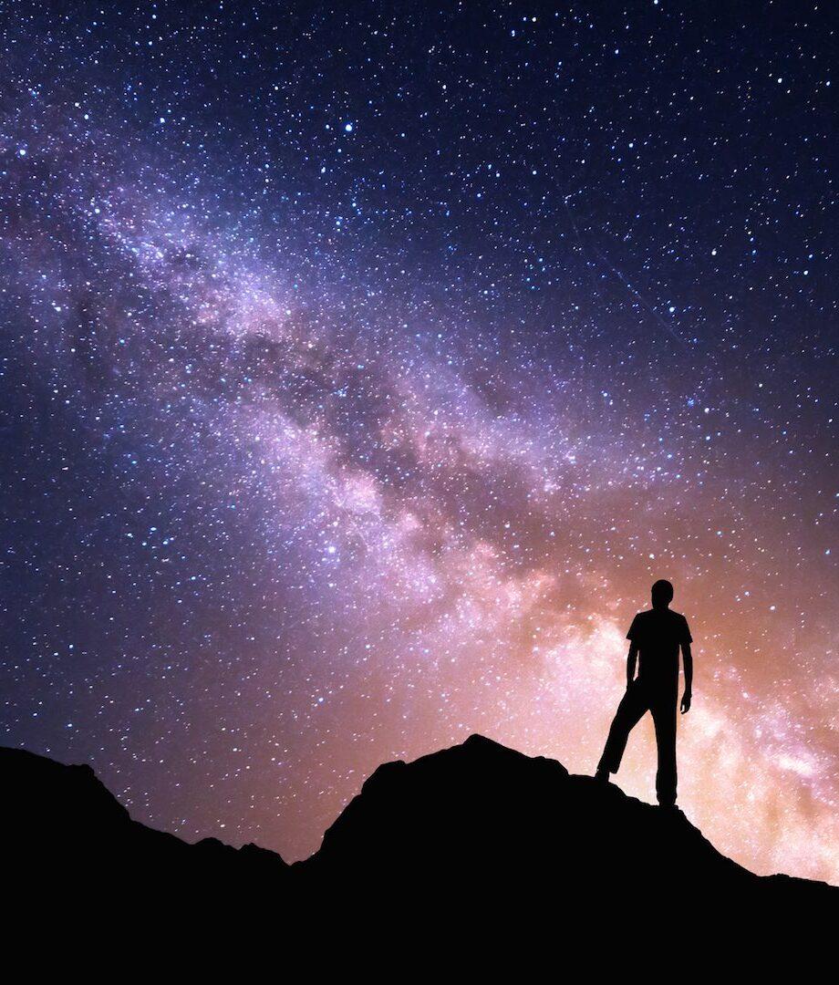 Estela de nuestra luz universo Nuestro